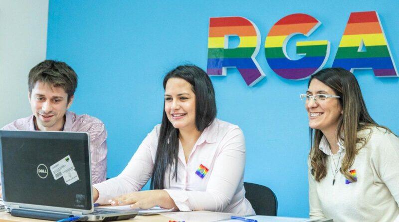 Firma convenio entre Camara de Comercio LGTBIQ+ y el Municipio de Río Grande
