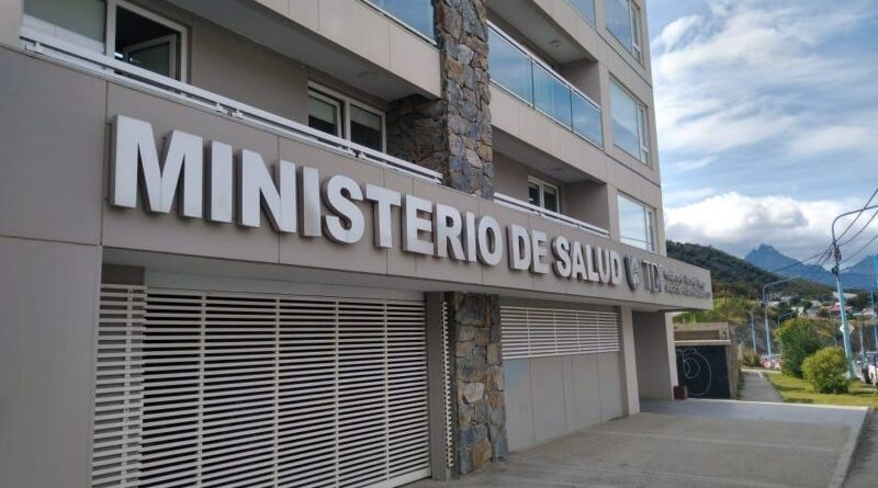 Ministerio de Salud TDF