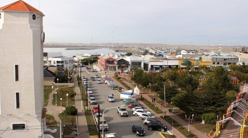Vista de Río Grande
