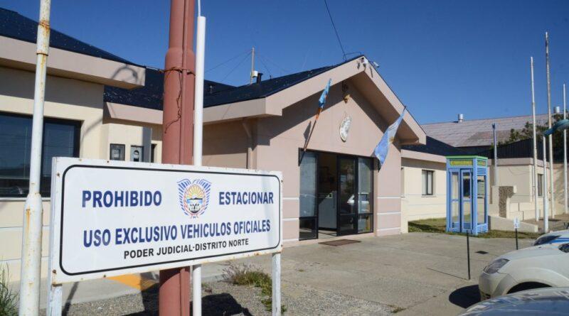 Tribunales del poder judicial Zona Norte, Río Grande