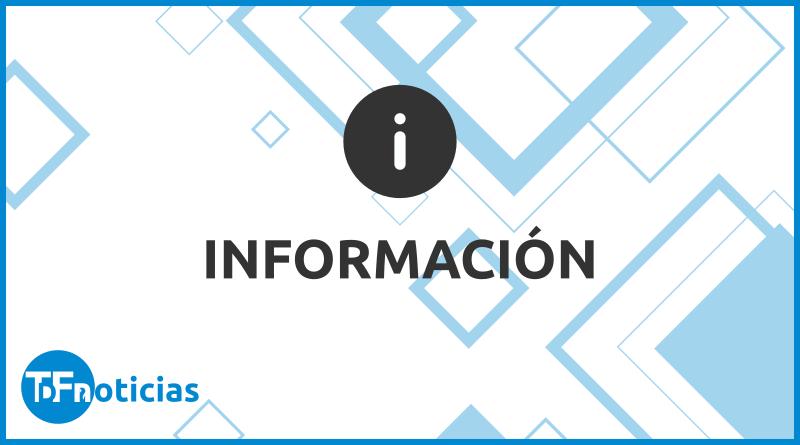 NUEVA Placa Información TDF Noticias