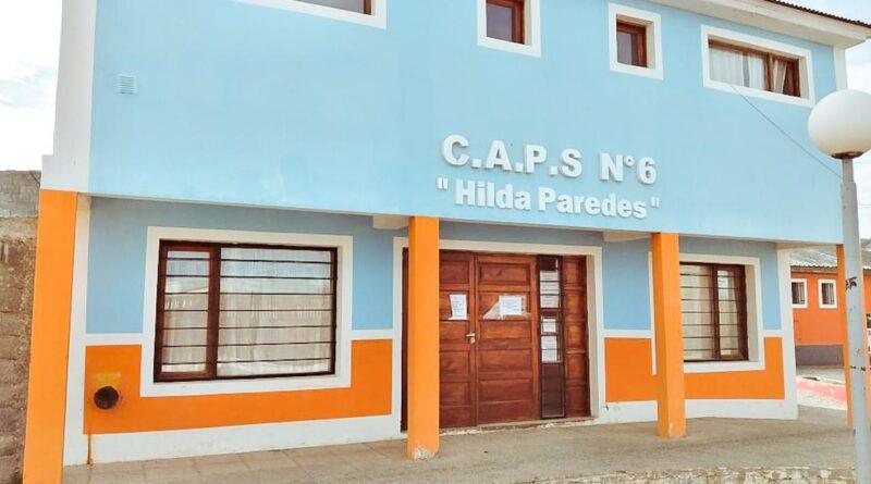CAPS 6 Río Grande