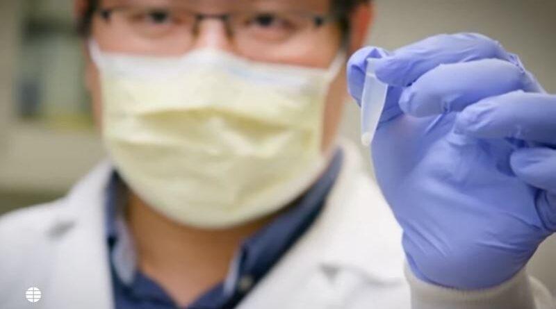 Xianglei Liu científico de la Universidad de Pittsburgh