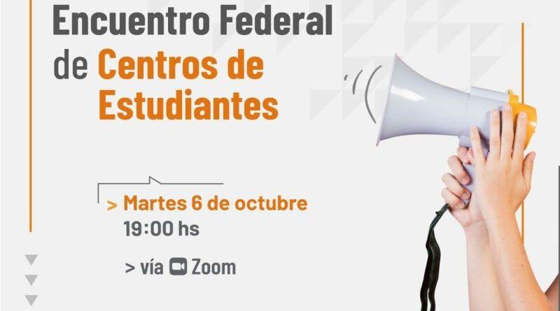 Primer Encuentro Federal de Centros de Estudiantes