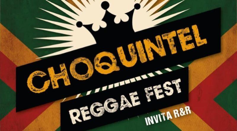 Choquintel Reggae Fest Río Grande