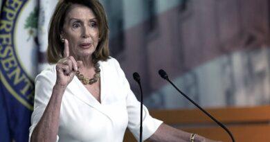 Nancy Pelosi, presidente de la Cámara de Representantes de EEUU