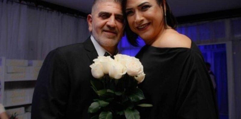 Pablo Lopez Silva y Victoria Castro