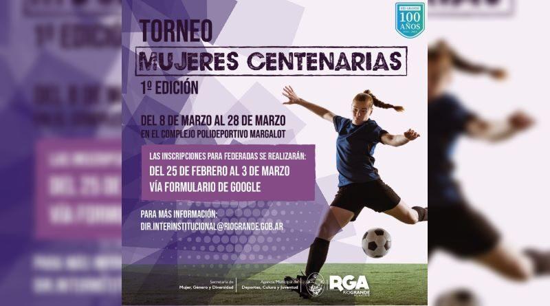 Torneo Mujeres Centenarias, Río Grande