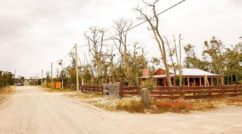 Barrio Tierra de los Ñires, Tolhuin