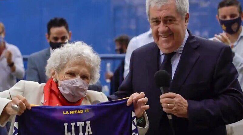 Jorge Amor Ameal y Lita Boitano
