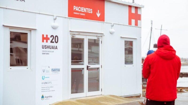 Centro Modular Sanitario de Ushuaia