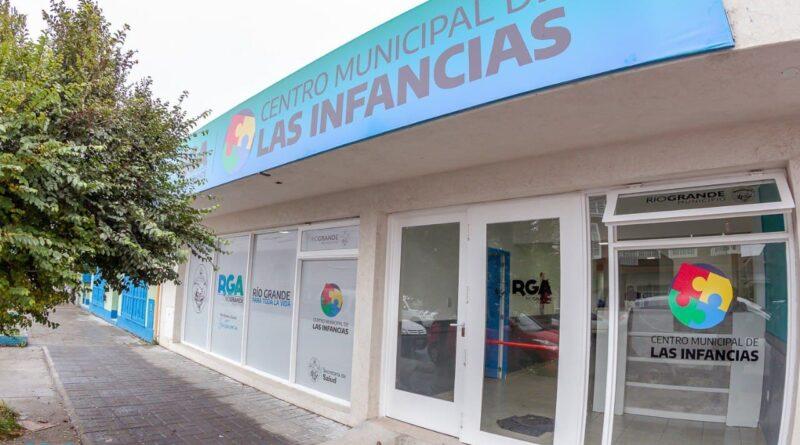 Centro Municipal de las Infancias, Río Grande