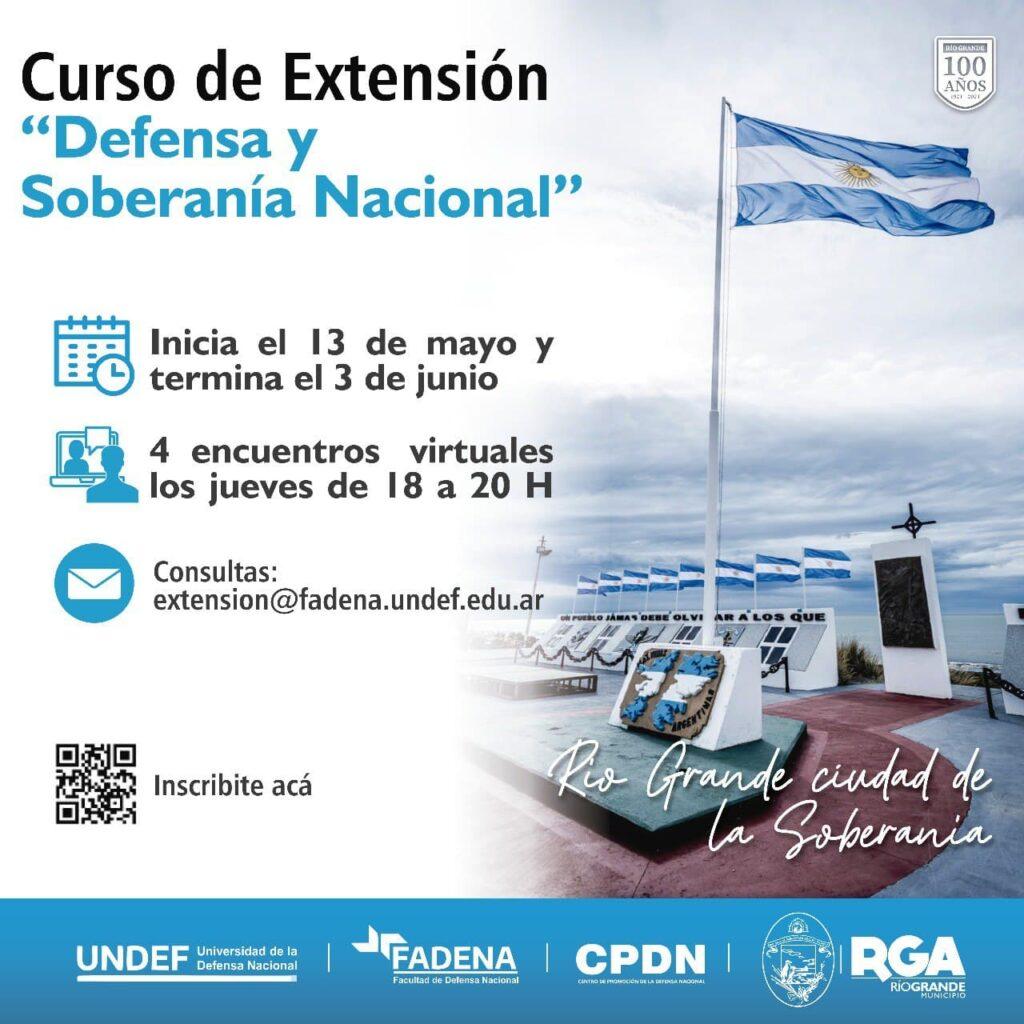 Curso Defensa y Soberanía Nacional, Río Grande