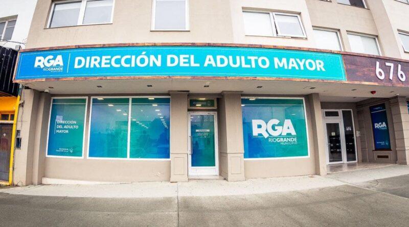 Dirección del Adulto Mayor, Río Grande