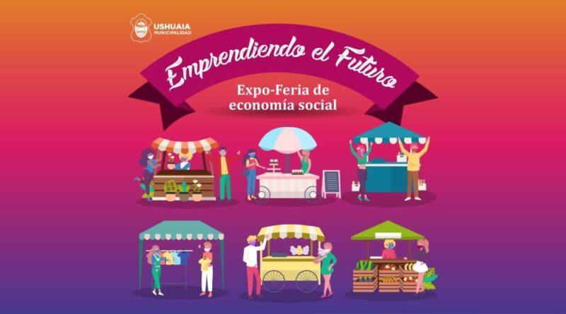 Fería de economía popular, 8 de mayo 2021, Ushuaia