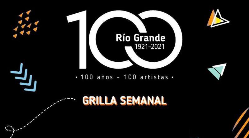 100 Años, 100 Artistas, 24-26 junio