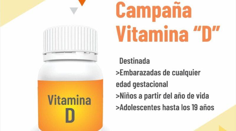 Campaña de vitamina D 2021