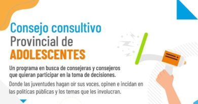 Convocatoria Consejo Consultivo de Adolescentes julio 2021