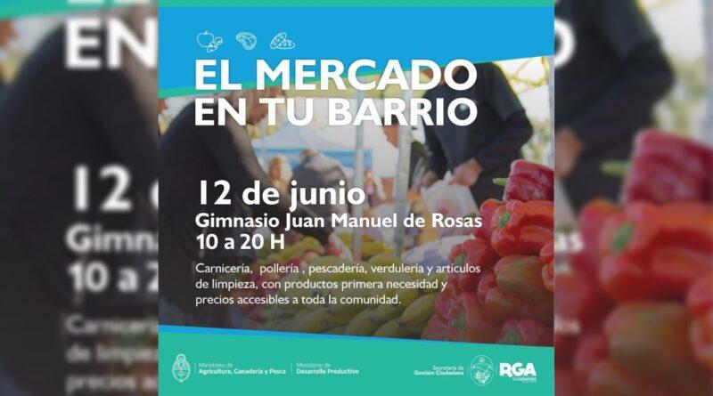 El Mercado en tu Barrio, Río Grande, 12 de junio 2021