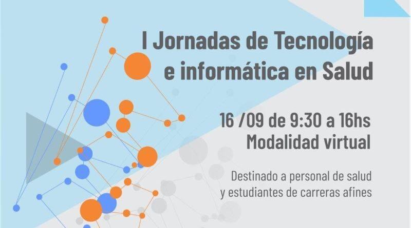 I Jornadas de Tecnología e Informática en Salud