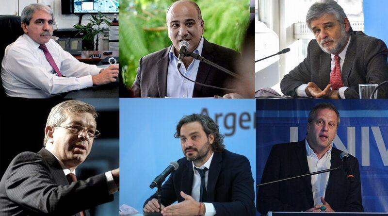 Nuevos integrantes del gabinete de Alberto Fernandez