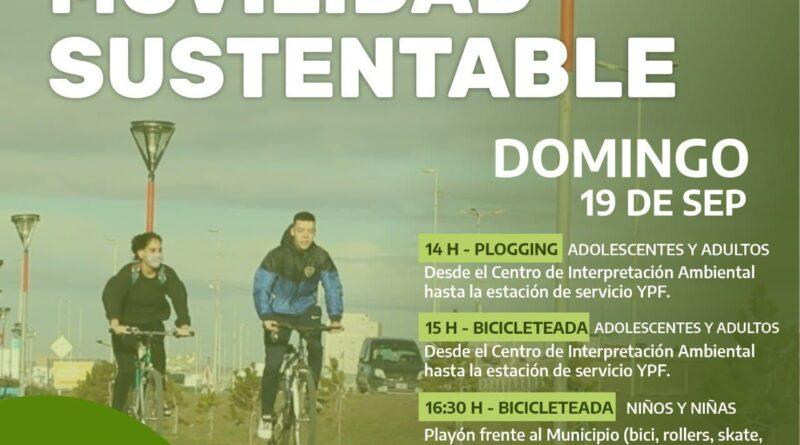 Semana de la Movilidad Sustentable, Río Grande, 19-9-2021